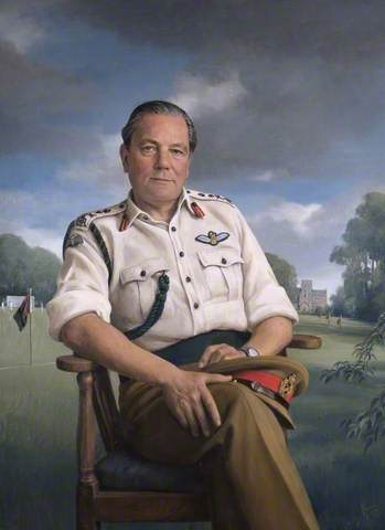 General Sir John Mogg (1913-2001) Buckinghamshire Light Infantry Museum