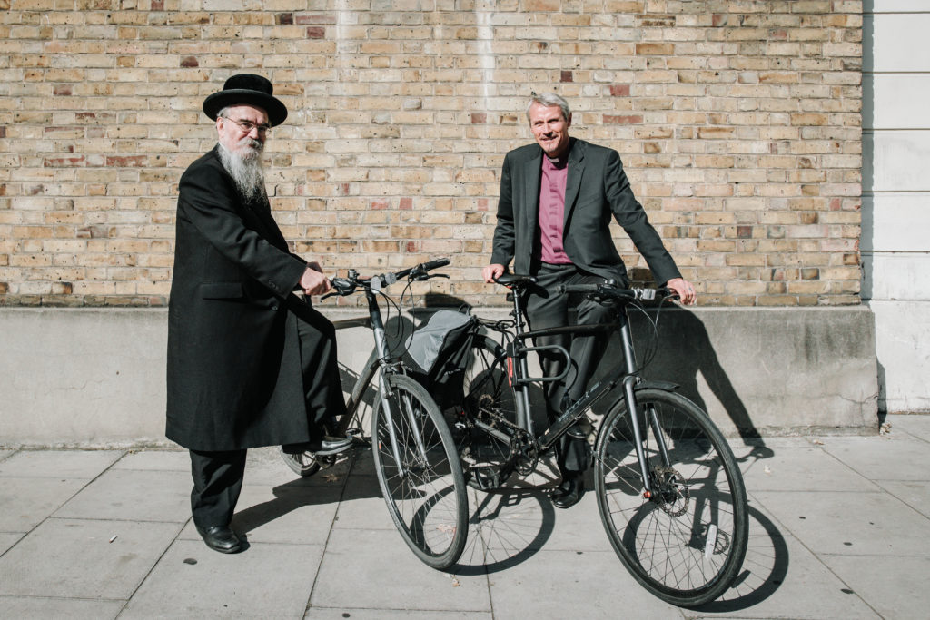 Cycling Clerics